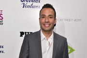 "Singer Howie Dorough attends the premiere of Gravitas Ventures' ""Backstreet Boys: Show 'Em What You're Made Of""   at  on January 29, 2015 in Hollywood, California."