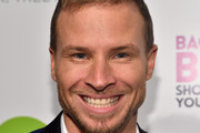 "Singer Briean Littrell attends the premiere of Gravitas Ventures' ""Backstreet Boys: Show 'Em What You're Made Of""   at  on January 29, 2015 in Hollywood, California."