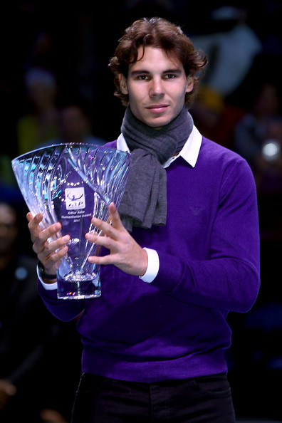 Rafael Nadal - ATP World Tour Finals - Day Four