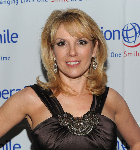 Ramona Singer Pictures  2011 Jr Smile Collection Event