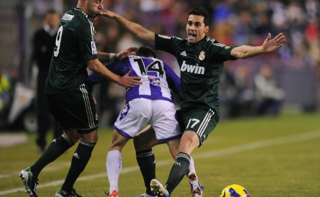Karim Benzema Photos Photos Real Valladolid Cf V Real
