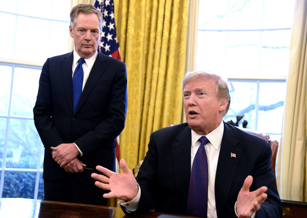 Image result for Robert Lighthizer, photos