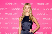 ModelCo ambassador Rosie Huntington-Whiteley attends the launch ModelCo natural skincare collection at Customs House on August 26, 2014 in Sydney, Australia. ModelCo ambassador Rosie Huntington-Whiteley is in Sydney to launch the new natural skincare collection.