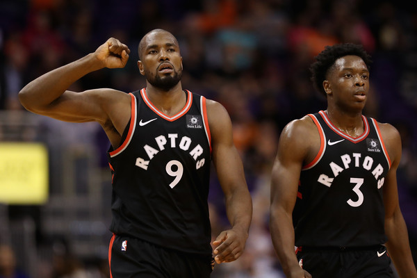Image result for ibaka and anunoby