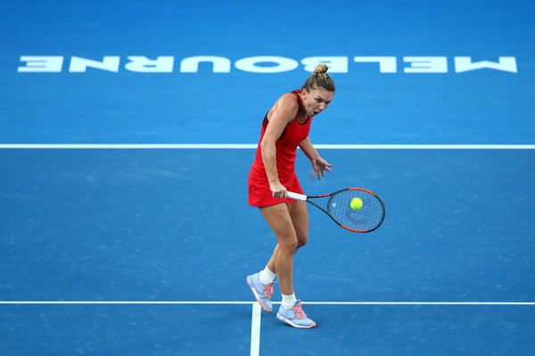 Image result for halep australian open 2018