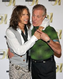 Ray Tabano - Steven Tyler Of Aerosmith Appears
