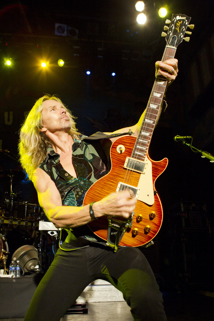 Tommy Shaw Photos Photos  Styx In Concert  Zimbio