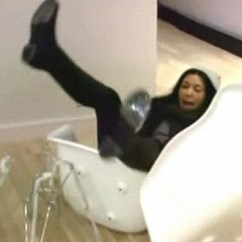 Oversized Gravity Chair Arts And Crafts 5 Other Things Kim Kardashian's Butt Broke, Aside From The Internet - What Were They Thinking ...