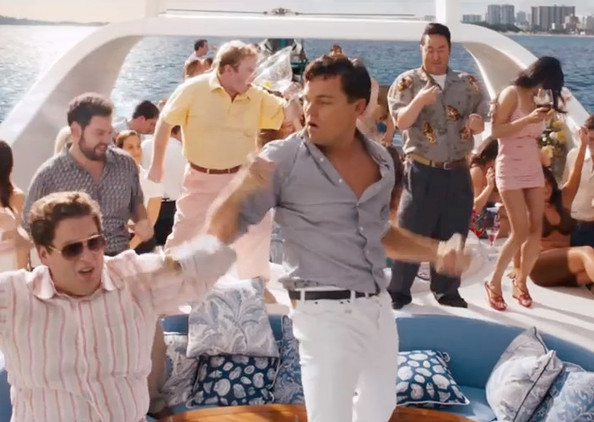 Image result for wolf of wall street yacht