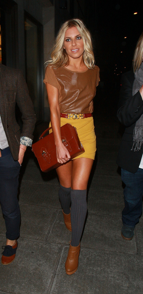Mollie+King in Mollie King at the Mayfair Club in London