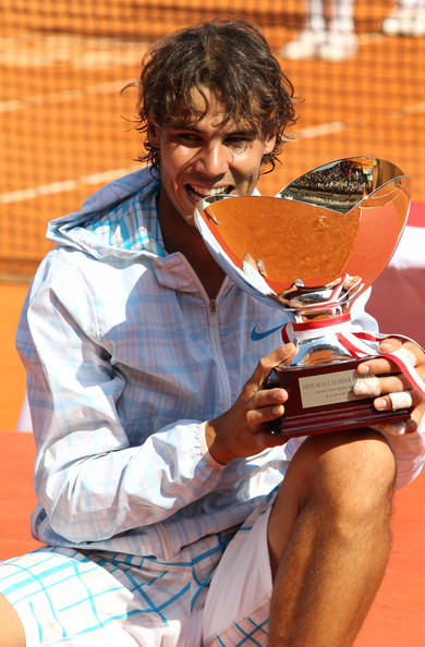 Rafael Nadal (Spain) beats fellow countryman Fernando Verdasco (Spain) in straight sets, 6/0, 6/1in the final. It's Nadal's 6th straight victory in Monte-Carlo, a record.  Prince Albert de Monaco gave the trophies to the finalists. Monte-Carlo Rolex Masters 2010, an ATP Tour Masters 1000 tennis tournament, held on the clay courts of the Monte-Carlo Country Club.