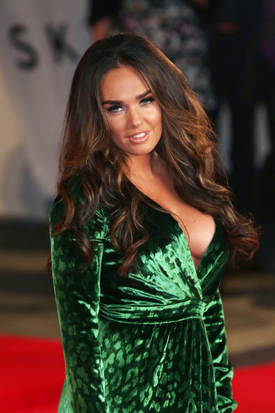 Tamara Ecclestone - Celebs at the Premiere of 'Skyfall'