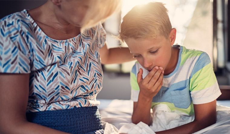 RACGP - Children and the flu: What to look out for this winter