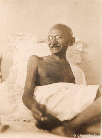 1_Gandhi Bapu 11 by shirish dave