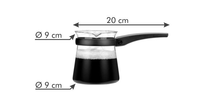 Bricco per caff alla turca TEO 05 l