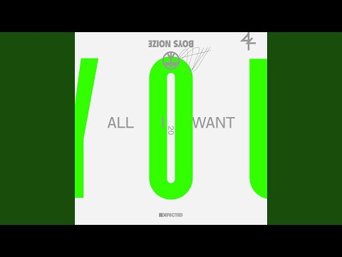 DOWNLOAD MP3: Boys Noize - All I Want ft. Jake Shears