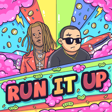 Download Chief $upreme Run It Up mp3 audio download