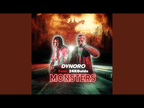 DOWNLOAD MP3: Dynoro - Monsters ft. 24kGoldn