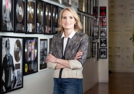 Mary Megan Peer Succeeds Her Father as CEO of Peermusic