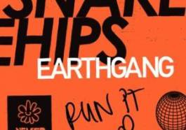 DOWNLOAD MP3: Snakehips & EARTHGANG - Run It Up