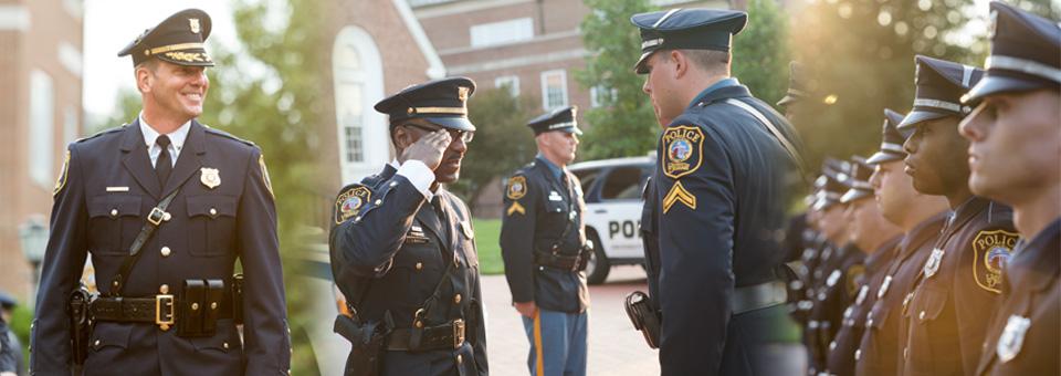 Police  Employment Opportunities  University of Delaware