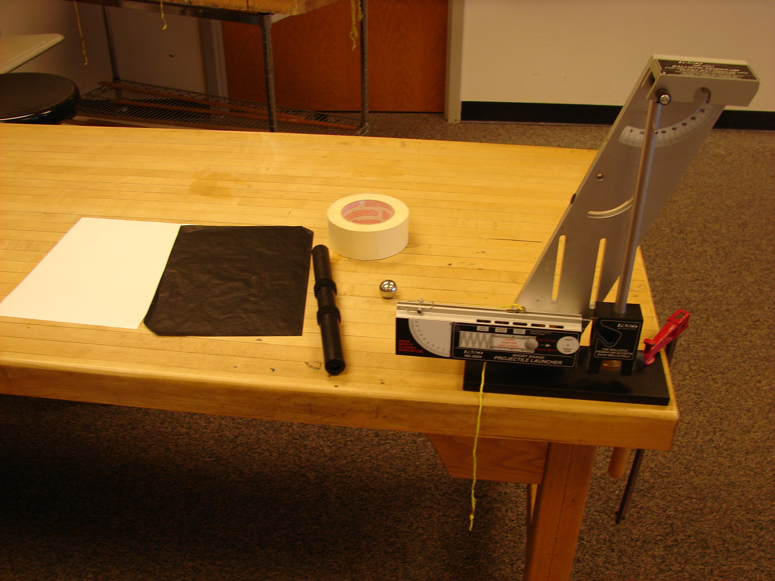 Union College Dept Of Physics And Atronomy Labs And Demos