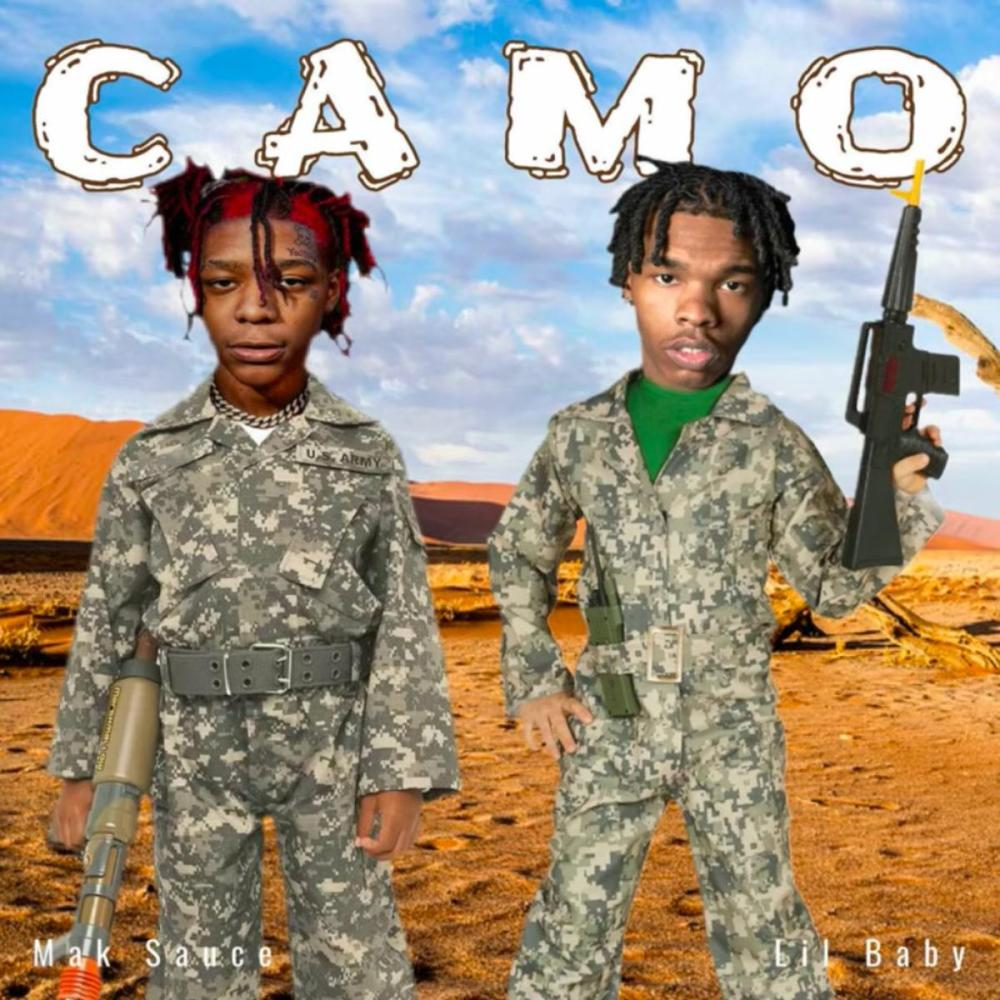Mak Sauce Feat. Lil Baby - Camo mp3 download