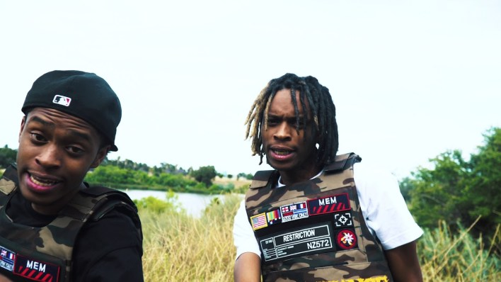 DOWNLOAD MP3: WRG King x Brazy Dave - Gang Members