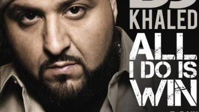 """DJ Khaled unveiled another new single titled, """"All I Do Is Win"""" ft. """"Ludacris, Rick Ross, Snoop Dogg & T-Pain"""" and you can download mp3."""