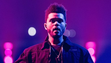 The Weeknd Performs At Key Arena