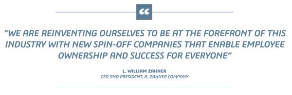 Zahner Reinventing AEC Success