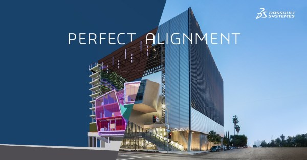 Perfect Alignment Dassault Systemes 1