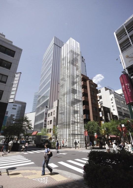 Ginza Natsuno R Building