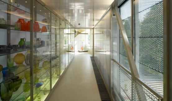 Glass Museum Inside View 1