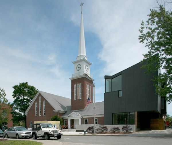 Korean Church of Boston external view