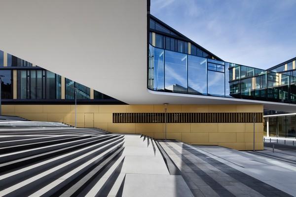 Aachenmünchener Headquarters - Stairs