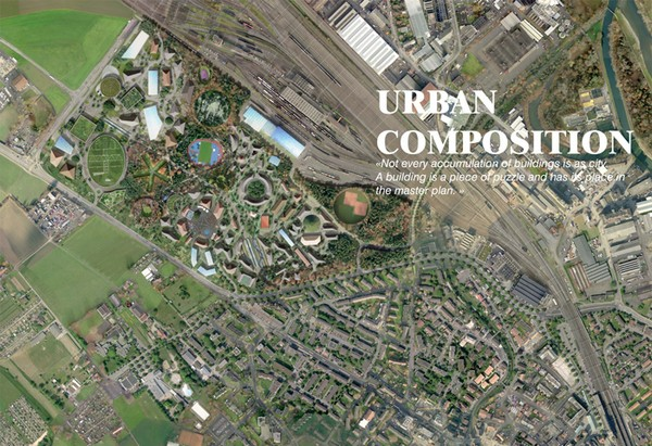 Plan for Urban Composition