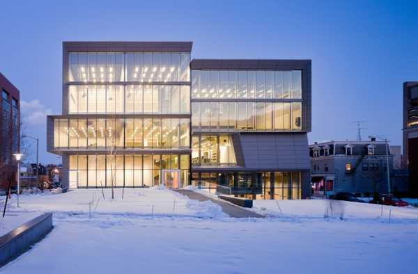 The Perry and Marty Granoff Center for the Creative Arts at Brown University