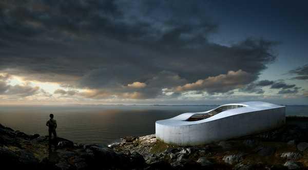 Greenland National Gallery - BIG