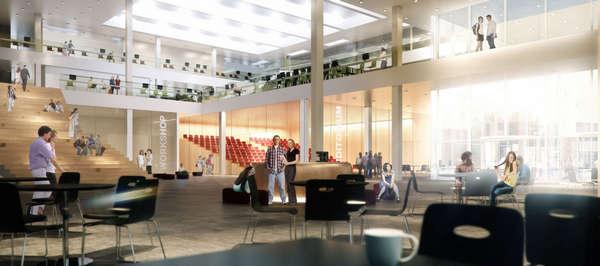 Campus Roskilde Interior