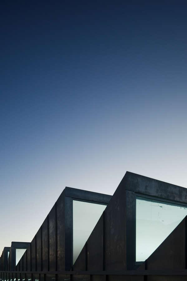 D manuel i secondary school in beja portugal by bfj - Fotografia arquitectura ...