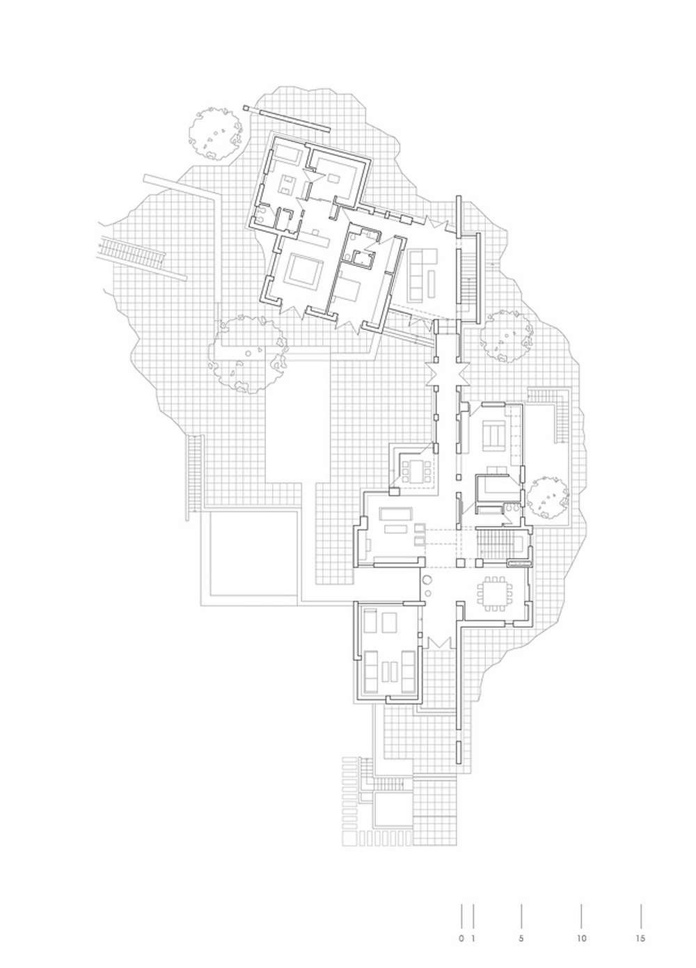 Nice Abu Samra House In Dabuq, Jordan By Symbiosis Designs Ltd