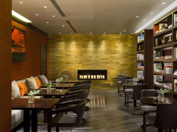 Istanbul Edition Hotel Spa in Istanbul Turkey by HBAHirsch