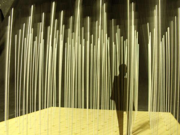 Sway'd' Interactive Public Art Installation in Salt