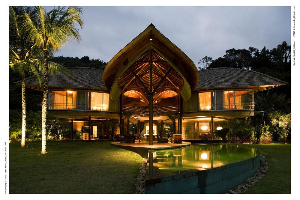 house of leaf