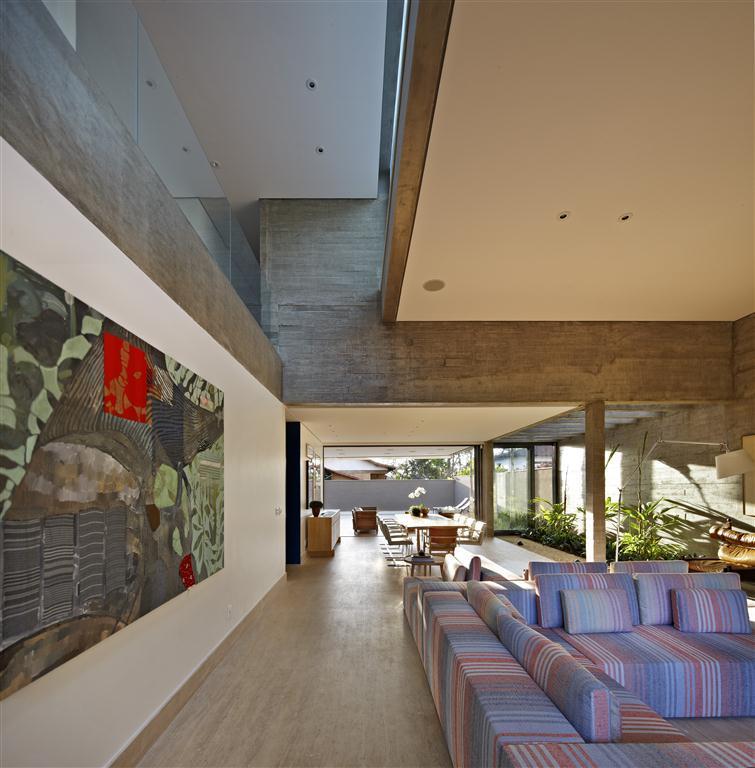 Belvedere Residence in Belo Horizonte, Brazil by Anastasia