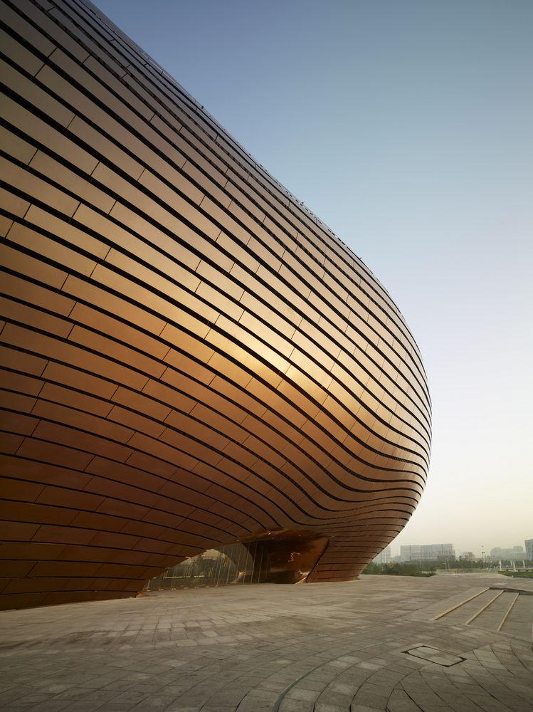 AECCafe: ArchShowcase - Ordos Museum in Erdos, China by MAD