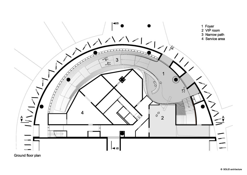 Solid Ground Floor ~ Austrian pavilion expo zaragoza by solid architecture
