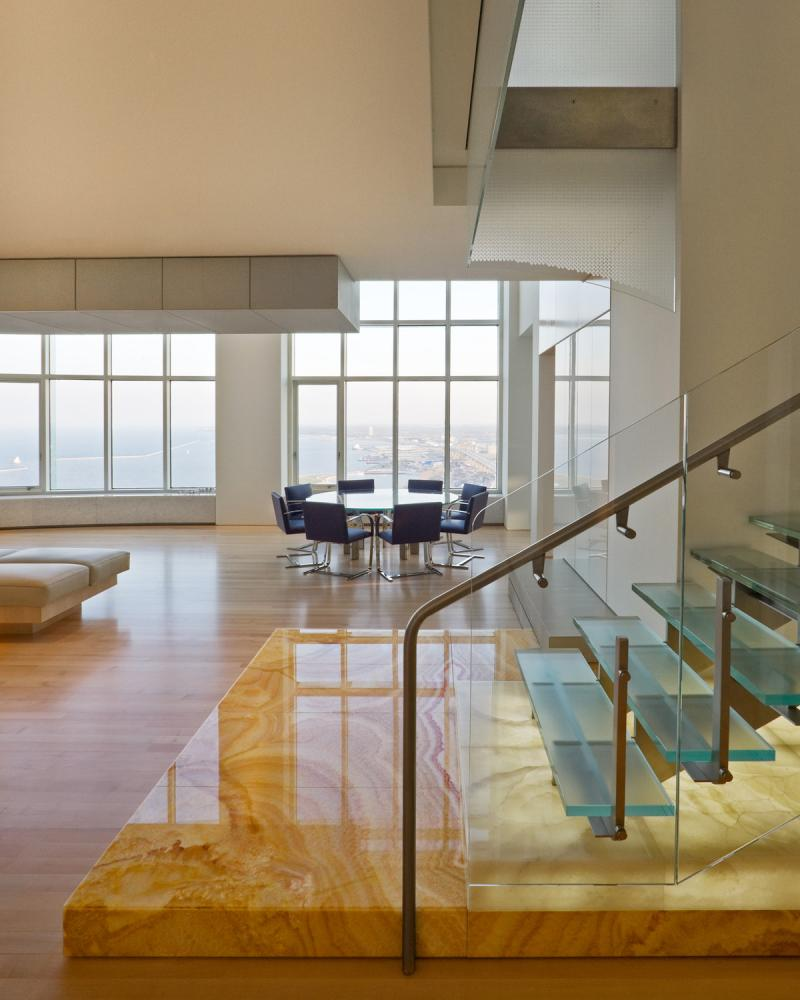 Cloud II Apartment In Milwaukee Wisconsin By Krueck
