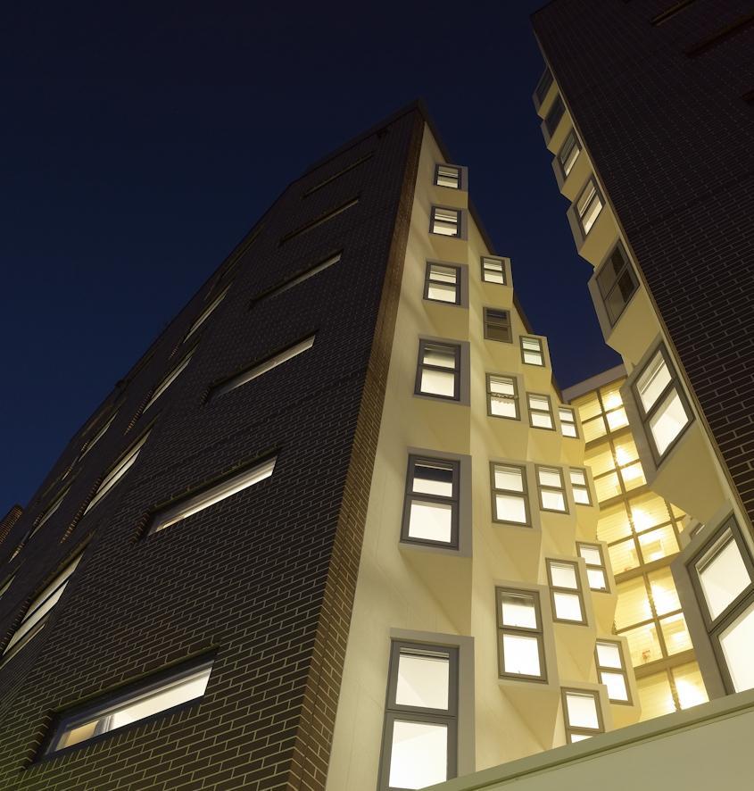 Boston University Student Housing in Sydney, Australia by Tony